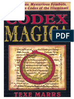 Codex Magica by Texe Marrs