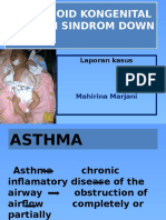 Severe Asthma Frequent Episodic