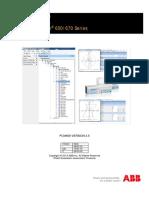 9AKK105713A8874 C en Quick Start Guide PCM600 2.5 ANSI