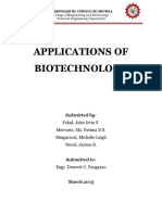 ES Application of Biotechnology