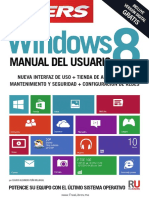 Windows 8 Manual de Usuario