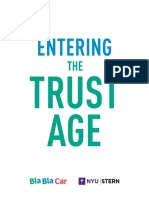 Entering the Trust Age