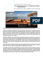 Estudo de Caso Trade Off Logístico Agronegócio - UniPositivo