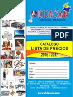 Didacsan 2016 - 2017