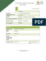 Curso de Titulación Datos y Estructura