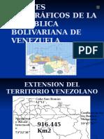 limites geograficos de la repblica bolivariana de venezuela