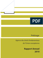 FRA rapport annuel 2010 - Prétirage - 12 juin 2010
