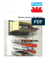 Catalogo Tecnico - Barriere Passive