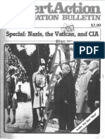 Covert Action Information Bulletin - Winter 1986 - No. 25 - Nazis, The Vatican, And CIA