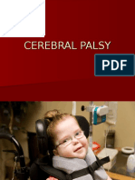 Cerebral Palsy#5 Ina