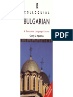 06 Colloquial Bulgarian a Complete Language Course