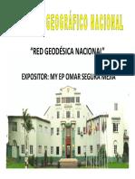 Red Geodesica Nacional