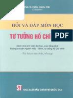 Hỏi và đáp môn học Tư tưởng Hồ Chí Minh