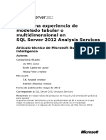 SQL2012AS Multidimensional Modeling