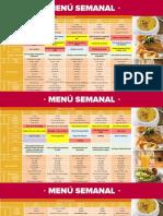 menu noviembre 2016