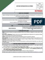 PMGT-04 Gestionar Configuración de Los Sistemas v-6