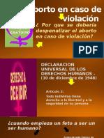 aborto en caso de violación.pptx