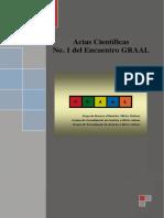 Actas Cientificas No1 Del Encuentro GRAAL