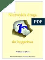 Wiktor de Dore - Niezwykła Droga Do Bogactwa