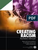 Creating Racism