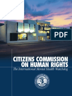 The Citizens Commission on Human Rights (CCHR)