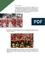 Various Festivals in Northern Mindanao