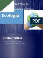 Factores Abioticos y Niveles tróficos