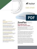 Ds Zoneflex r310
