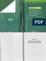 Podetti, Amelia - Comentario a la Introducción a la Fenomenología del Espíritu.pdf