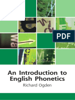 Introduction to English Phonetic