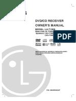 Lg Lh t1000 Users Manual 229474