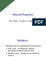 (L02) Mineral Properties F12