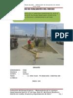 1 Evaluacion de Riesgos y Vulnerabilidad Vía Open Plaza - Empalme Carretera UNP - La Obrilla