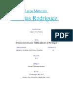 Biografia de Artisitas
