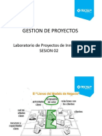 Lab Proy Innov - Sesion 2 Canvas y Ms Project 2010 (1)