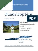 Quadcopter Lucas Dietrich