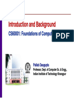 Lecture00-Introduction and Background