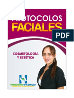Libro Cosmetologia Protocolos