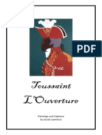 toussaint louverture by jacob lawrence - small