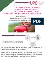 Nutricion Dieta y Estado Oral