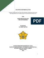 Manigoensefalitis