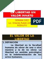 El Problema de La Libertad (Clase Nº 13)