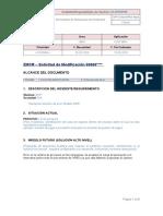 SAP_BOP - Error Cadena de Procesos Jerarquias