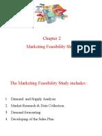 Ch2 Marketing Feasibility Study