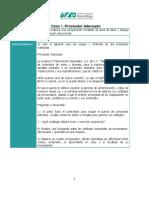 Rubrica Caso Práctico 1. Proveedor Adecuado