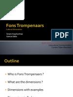Trompenaar's Model Explaind