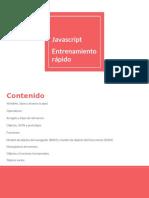 Rapid Javascript Training