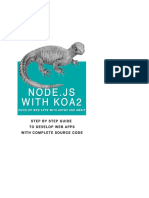 Nodejs With Koa