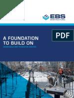 EBS Corporate Brochure