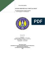 Tugas Kelompok DNS Dan Webserver Modul